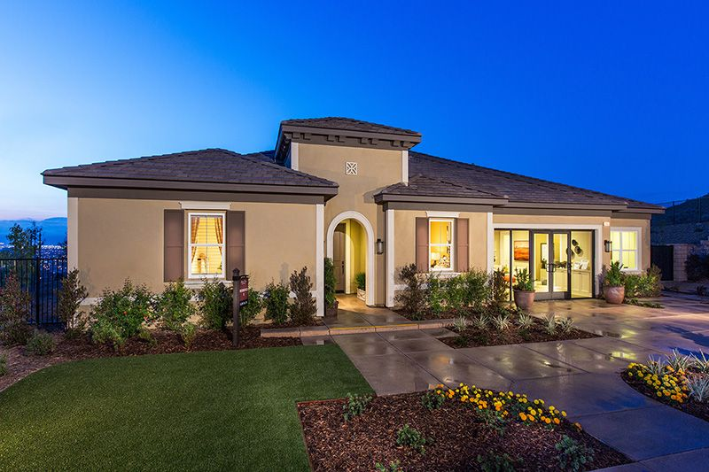Single Family for Sale at Bella Vista Estates Rancho Cucamonga - Residence One 13397 Hunt Club Drive Rancho Cucamonga, California 91739 United States