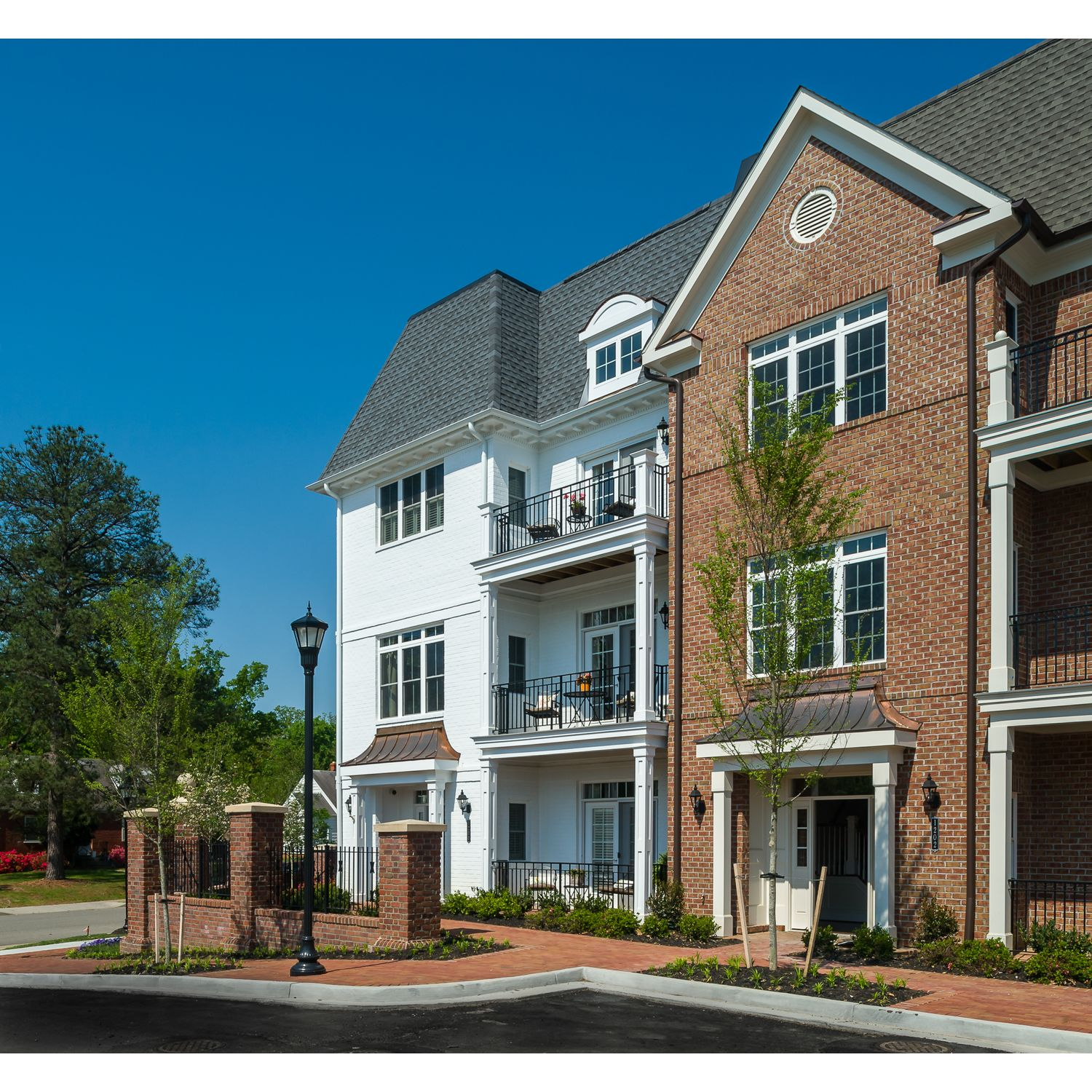 Single Family for Sale at Monument Square - Monument Square Townhome 1200 Balustrade Boulevard Richmond, Virginia 23226 United States