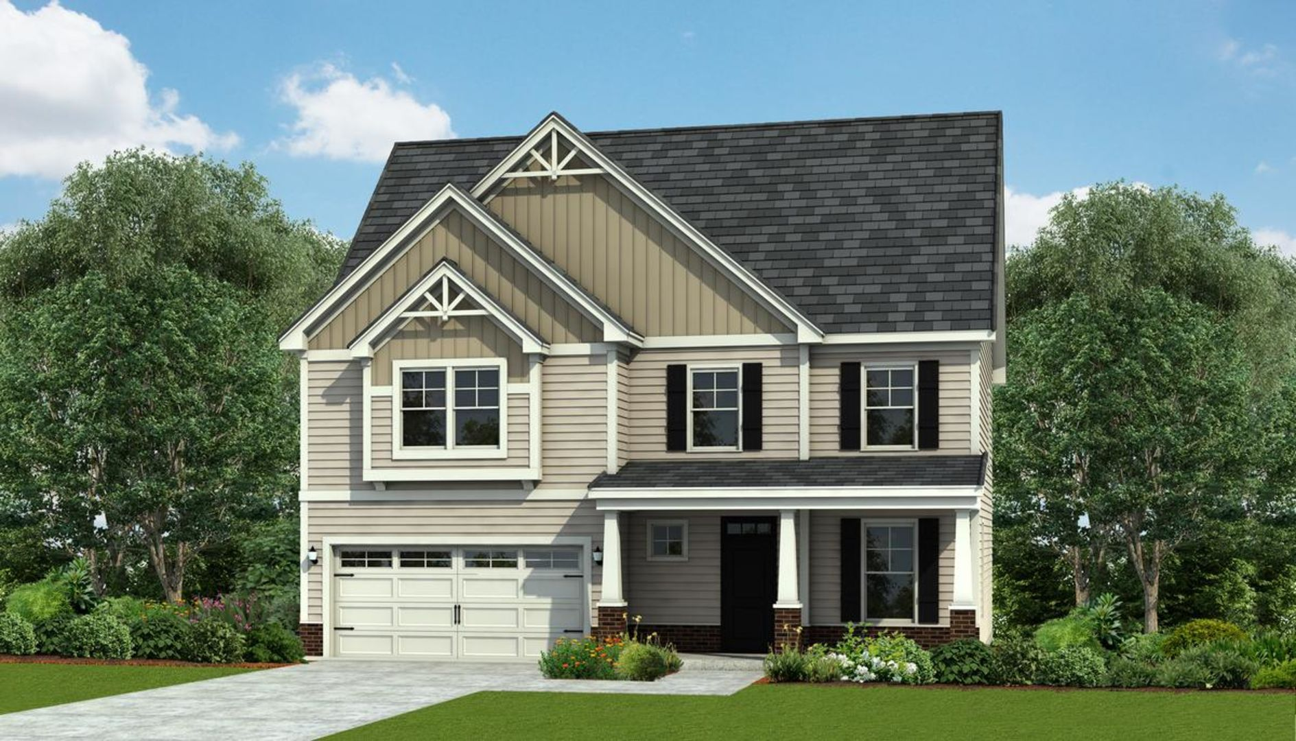 Hh Homes Massey Preserve South Spruce 1325481 Raleigh Nc New Home For Sale Homegain
