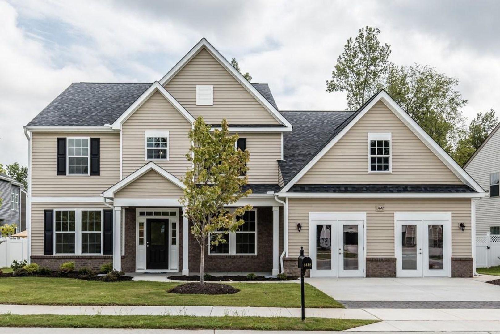 3442 grosbeak way raleigh nc new home for sale