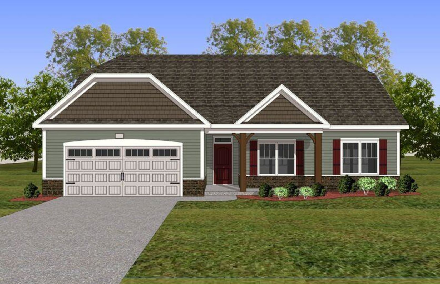 Single Family for Sale at Edgemont 2037 Lindrick Court Nw Calabash, North Carolina 28467 United States