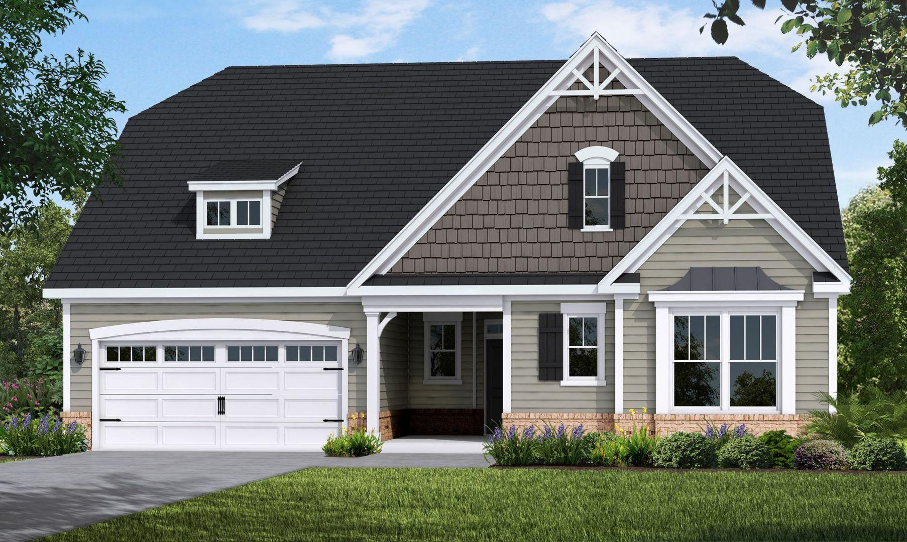 Single Family for Sale at 2034 Lindrick Court Nw Calabash, North Carolina 28467 United States