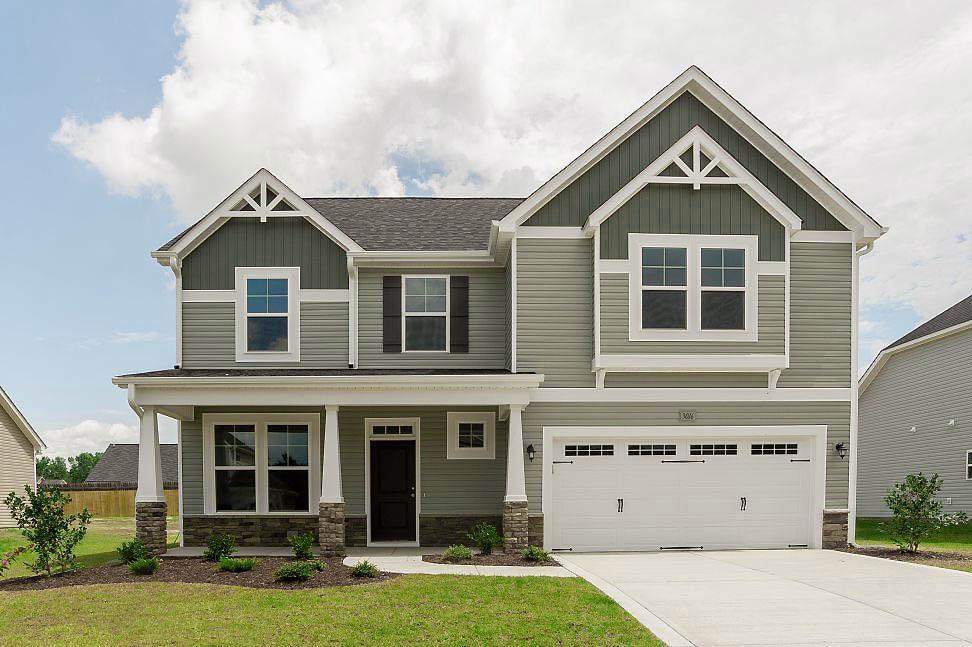 Single Family for Sale at Jackson 127 Hosanna Street Linden, North Carolina 28356 United States