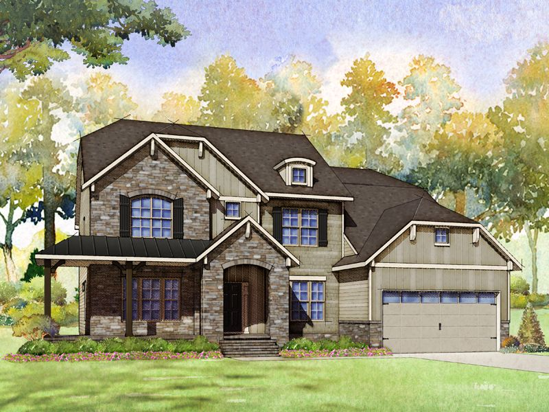 Single Family for Active at Dawson 1012 Kennison Ct Rolesville, North Carolina 27571 United States