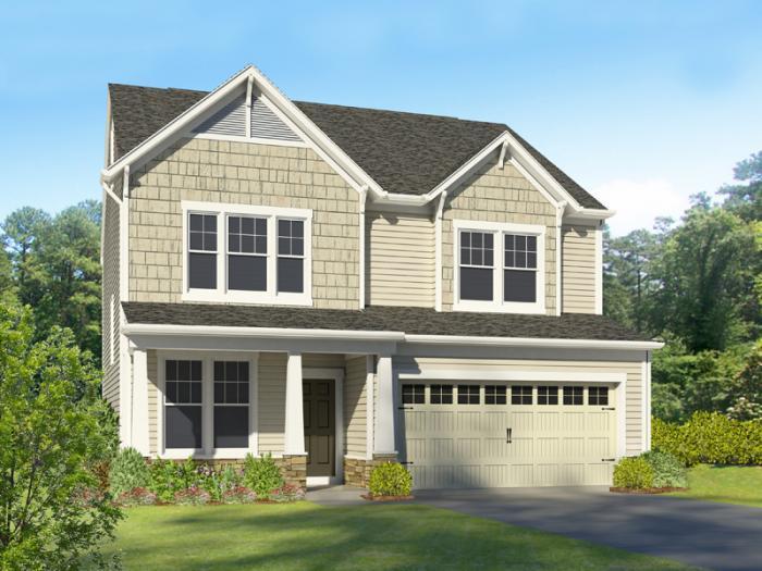 Single Family for Sale at Providence - Glenwood 13340 Folly Trail Place Ashland, Virginia 23005 United States