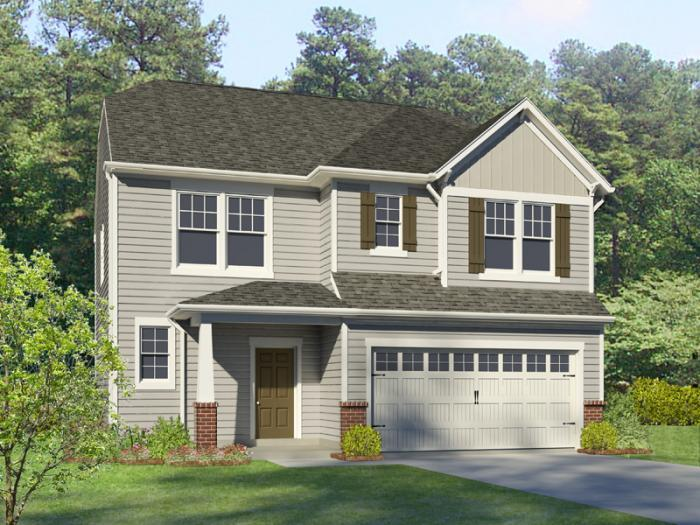 Single Family for Sale at Providence - Marlowe 13340 Folly Trail Place Ashland, Virginia 23005 United States