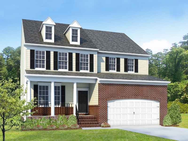 Single Family for Sale at Providence - Chatham 13340 Folly Trail Place Ashland, Virginia 23005 United States