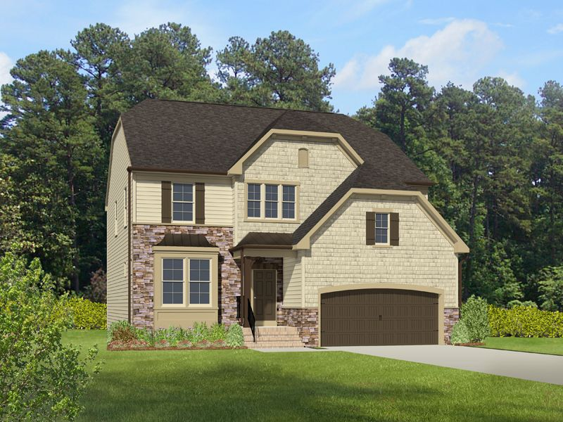 Single Family for Sale at Providence - Grayson 13340 Folly Trail Place Ashland, Virginia 23005 United States