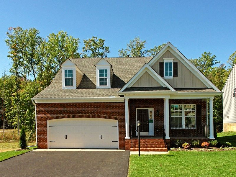 Single Family for Sale at Providence - Lassiter 13340 Folly Trail Place Ashland, Virginia 23005 United States