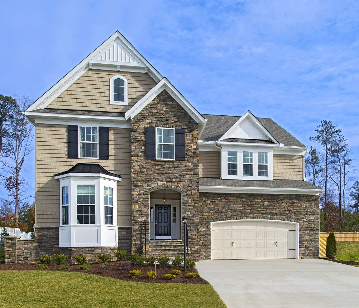 Hhhunt homes holloway at wyndham forest estates for Wyndham at home