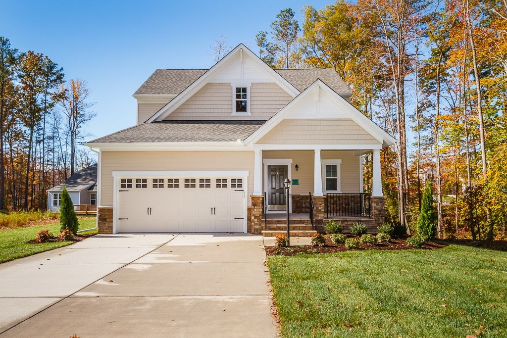 Single Family for Sale at Providence - Taylor 13340 Folly Trail Place Ashland, Virginia 23005 United States