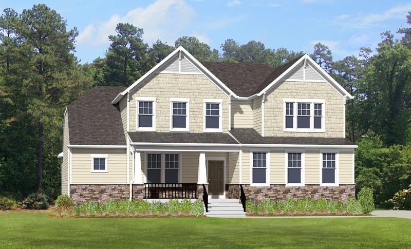 Single Family for Active at Landfall At Jamestown - Bradenton 2528 William Tankard Dr Williamsburg, Virginia 23185 United States