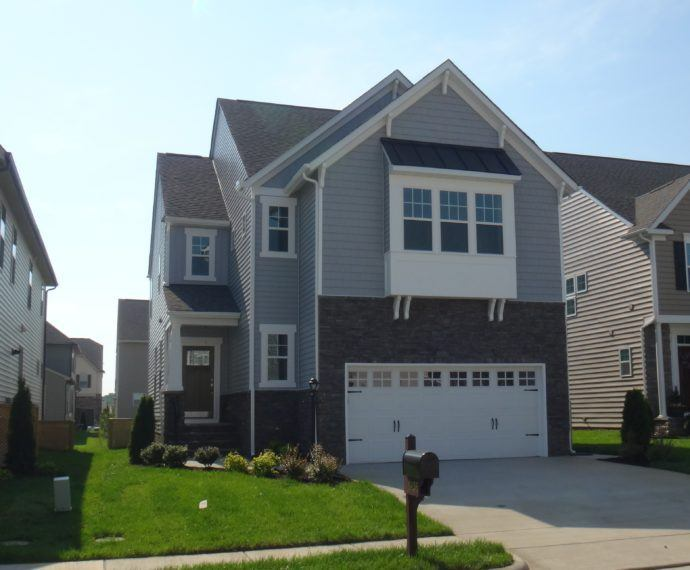 Single Family for Sale at Providence - Bellmore 13340 Folly Trail Place Ashland, Virginia 23005 United States