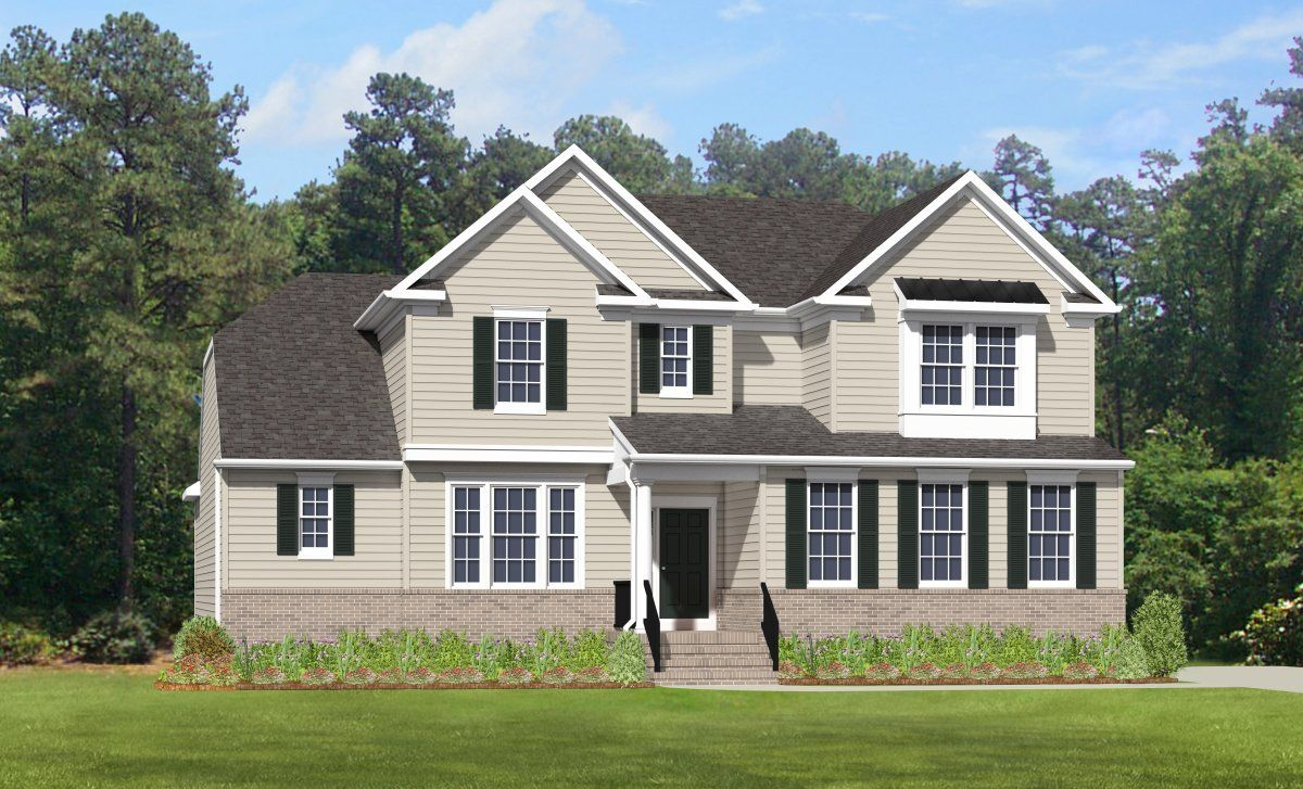 Arbor Landing Chester Va Homes For Sale
