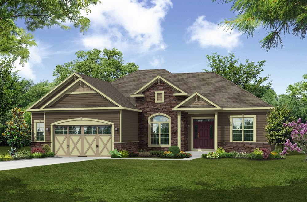Single Family for Sale at Lake Country Village - The Chadsworth Summit, Wisconsin 53066 United States