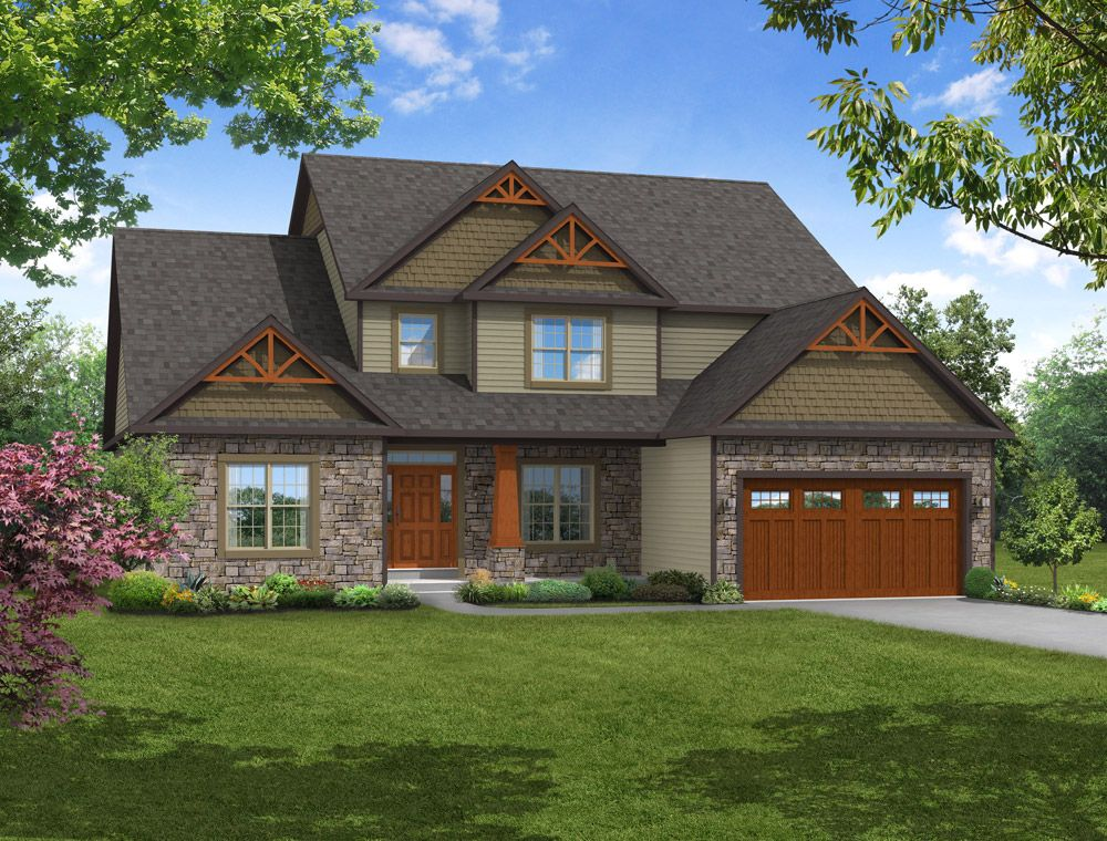 Single Family for Sale at Lake Country Village - The Wakefield Summit, Wisconsin 53066 United States