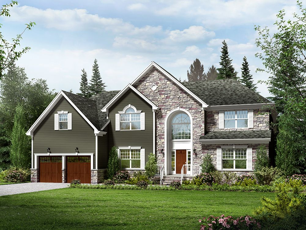 Single Family for Active at Country Club Estates - The Saratoga 2390 Us Highway 206 Belle Mead, New Jersey 08502 United States