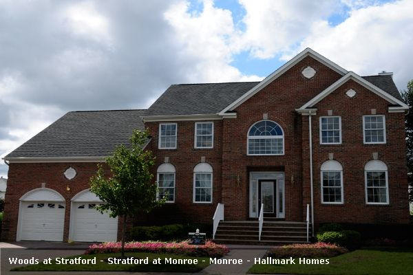 Single Family for Sale at Stratford At Monroe - The Woods 1 Scholartree Lane Monroe, New Jersey 08831 United States