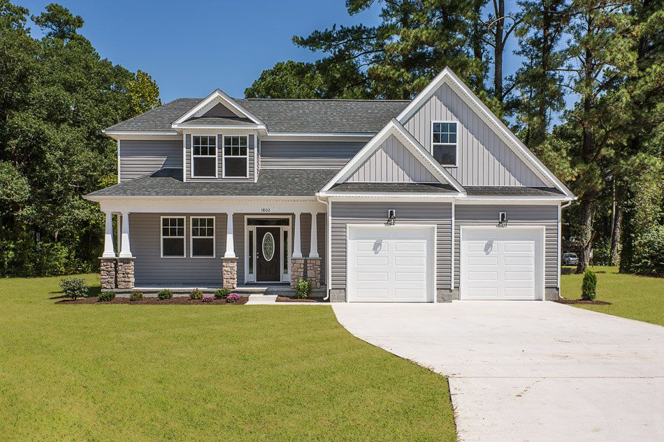 Single Family for Active at Kellan 405 Blue Heron Point Suffolk, Virginia 23435 United States