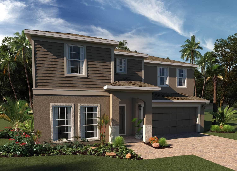 Single Family for Sale at Sorrento Springs - Willshire 34806 Salerno Circle Sorrento, Florida 32776 United States