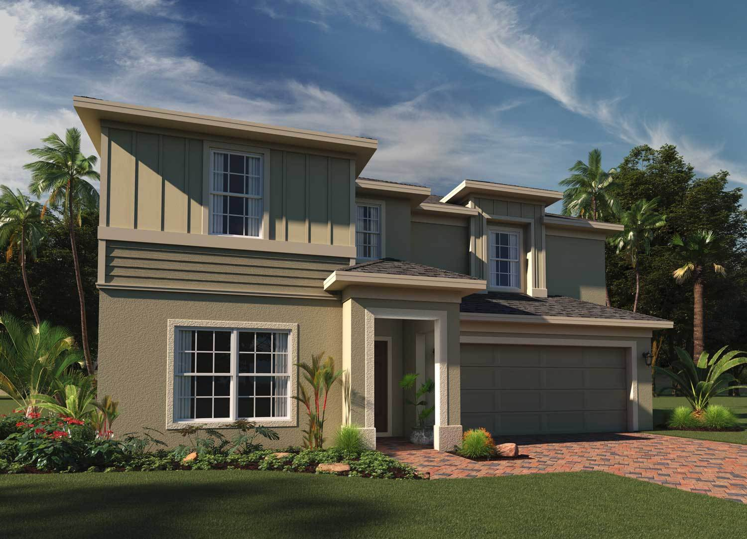 Single Family for Sale at Windsong - New Castle 26026 Meadow Breeze Lane Leesburg, Florida 34748 United States