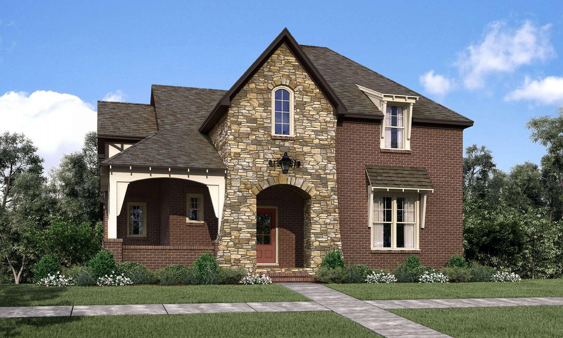 Single Family for Sale at Altadena Ridge - Couples B Birmingham, Alabama 35243 United States