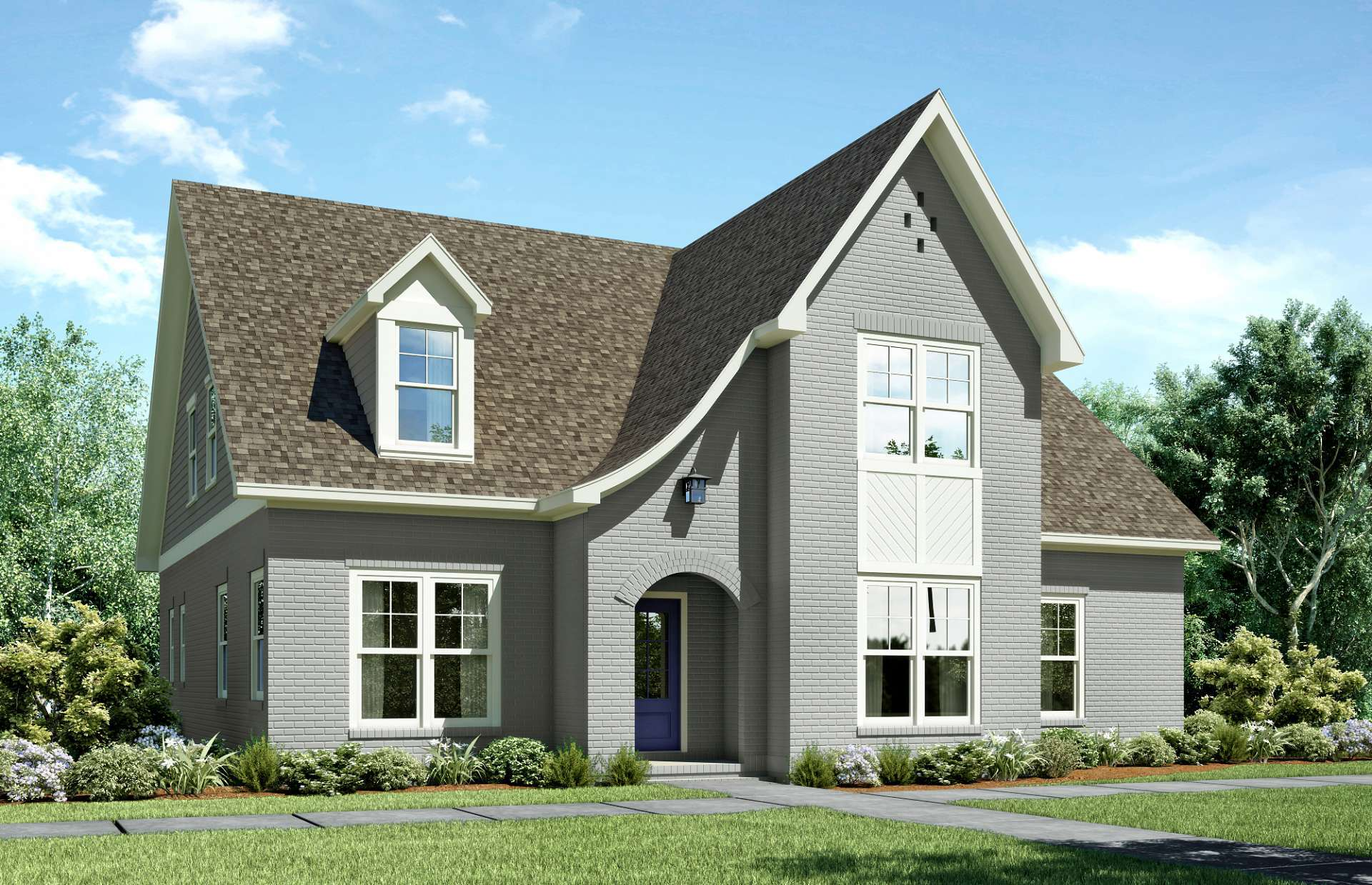 Single Family for Sale at Griffin Park At Eagle Point - Langley A 4639 Eagle Point Dr Birmingham, Alabama 35242 United States
