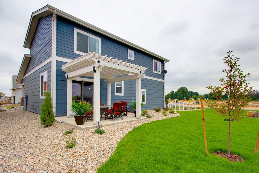 Single Family for Sale at Garfield 7263 Horsechestnut Street Wellington, Colorado 80549 United States