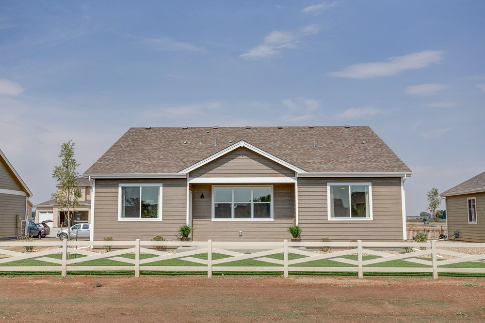 Single Family for Sale at Oak 3928 River Birch St. Wellington, Colorado 80549 United States