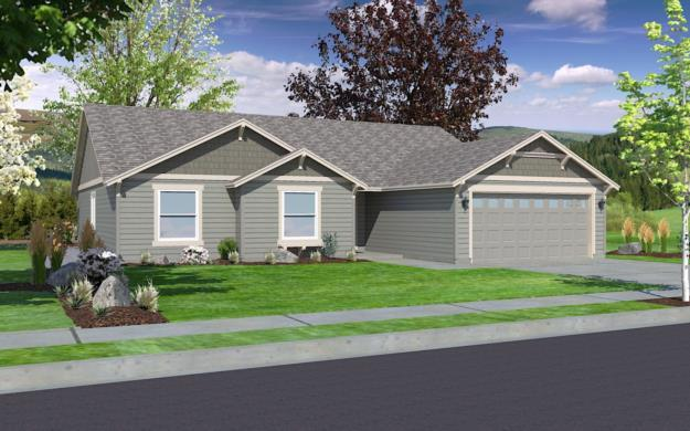 Single Family for Sale at Pacific 1149 Belmont Blvd West Richland, Washington 99353 United States