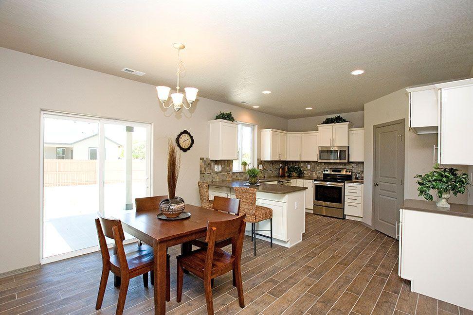 Single Family for Sale at Teton 924 W. Jenicek Loop Post Falls, Idaho 83854 United States
