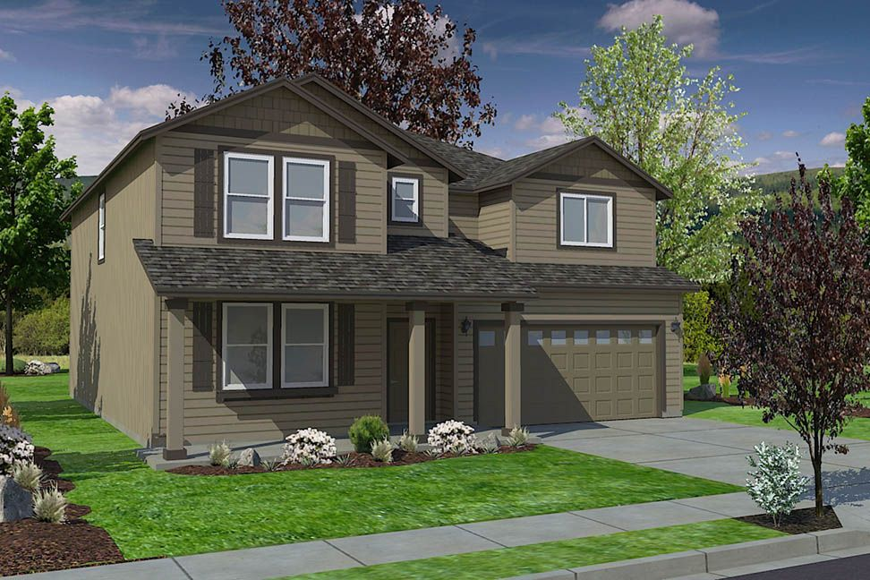 Single Family for Sale at Vale 5098 W. 28th Ave Kennewick, Washington 99338 United States