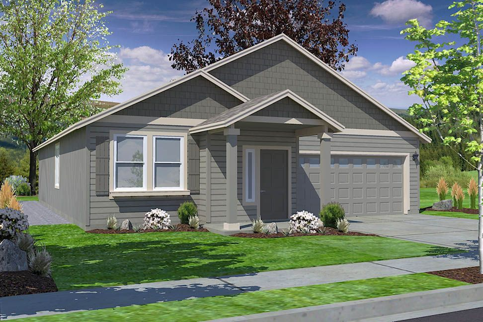 Single Family for Sale at Liberty Park - Hudson 1365 Adams Street Independence, Oregon 97351 United States