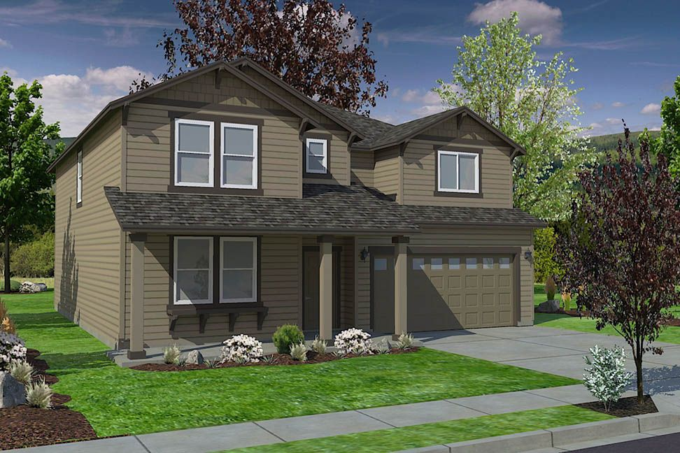 Single Family for Sale at Hazelwood Heights - Vale West Richland, Washington 99353 United States