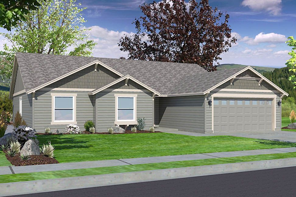 Single Family for Sale at Hazelwood Heights - Pacific West Richland, Washington 99353 United States