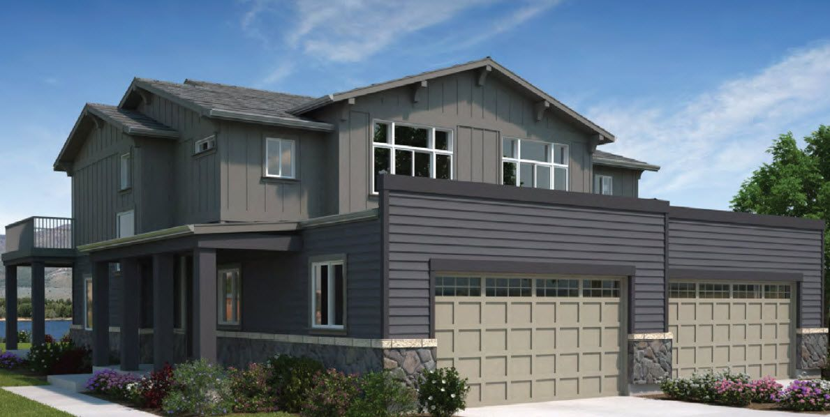 Single Family for Sale at The Escapes At Edgewater - The Pineview 5596 Highway 39 Huntsville, Utah 84317 United States