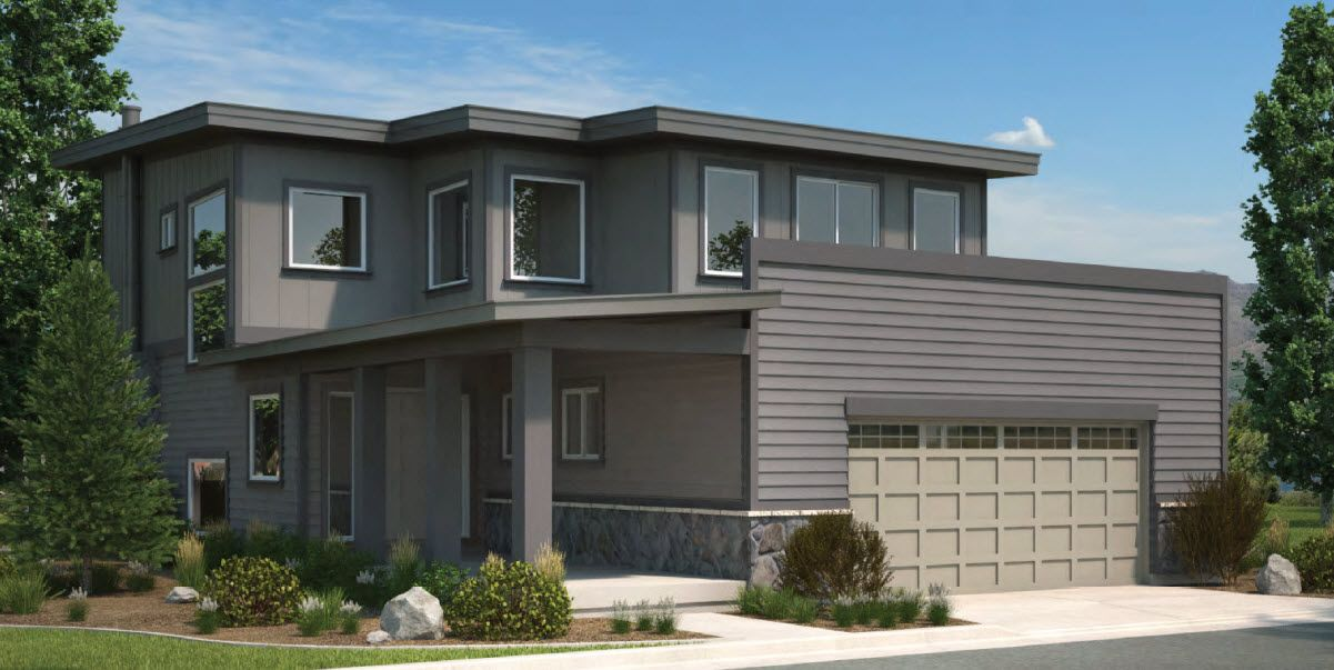 Single Family for Sale at The Escapes At Edgewater - The Powell 5596 Highway 39 Huntsville, Utah 84317 United States