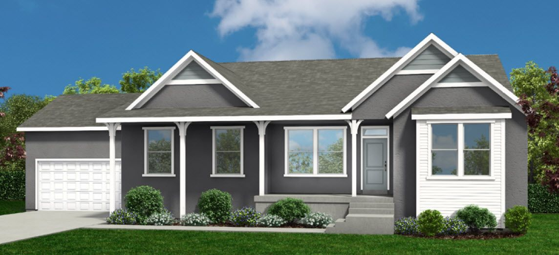 Single Family for Sale at Gallop Bend - Aspen 3600 W 2550 S Ogden, Utah 84401 United States