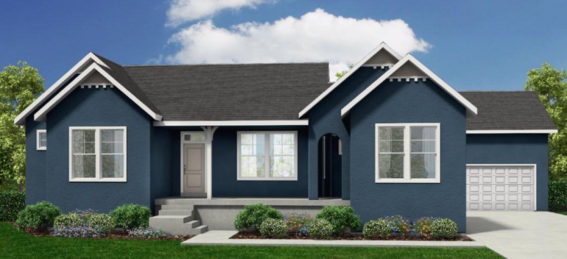 Single Family for Sale at Gallop Bend - Oak 3600 W 2550 S Ogden, Utah 84401 United States