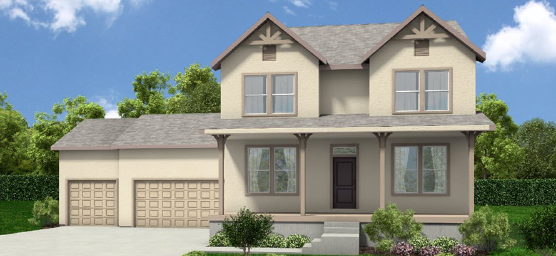 Single Family for Sale at Gallop Bend - Pine 3600 W 2550 S Ogden, Utah 84401 United States