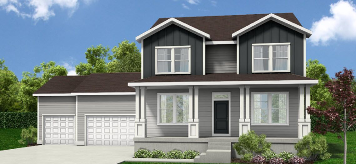 Henry walker homes gallop bend pine 1348692 ogden ut for House plans ogden utah
