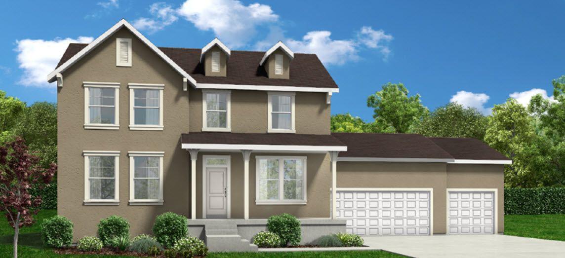Single Family for Sale at Gallop Bend - Redwood 3600 W 2550 S Ogden, Utah 84401 United States