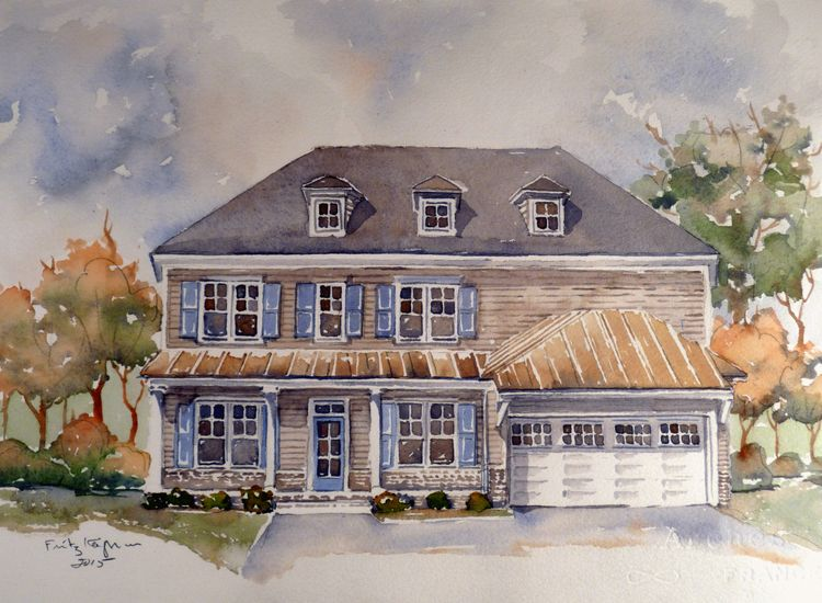 Single Family for Sale at Fortune Place - The Concord 4714 Goodwood Way Wilmington, North Carolina 28412 United States