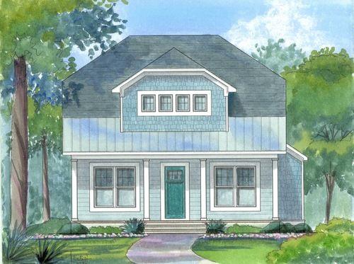 Single Family for Sale at River Bluffs - The Heron 3571 Hansa Dr Castle Hayne, North Carolina 28429 United States