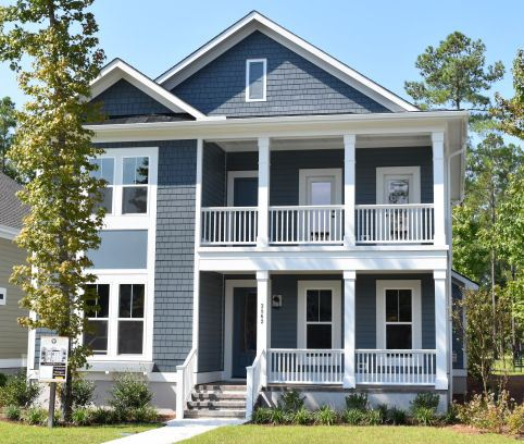 Single Family for Sale at River Bluffs - The Beachcomber 3571 Hansa Dr Castle Hayne, North Carolina 28429 United States