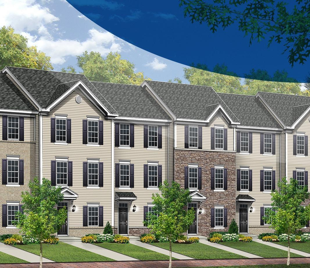 Multi Family for Active at The Brownstones At New Visions - The Liberty 101 Celebration Boulevard Brick, New Jersey 08723 United States