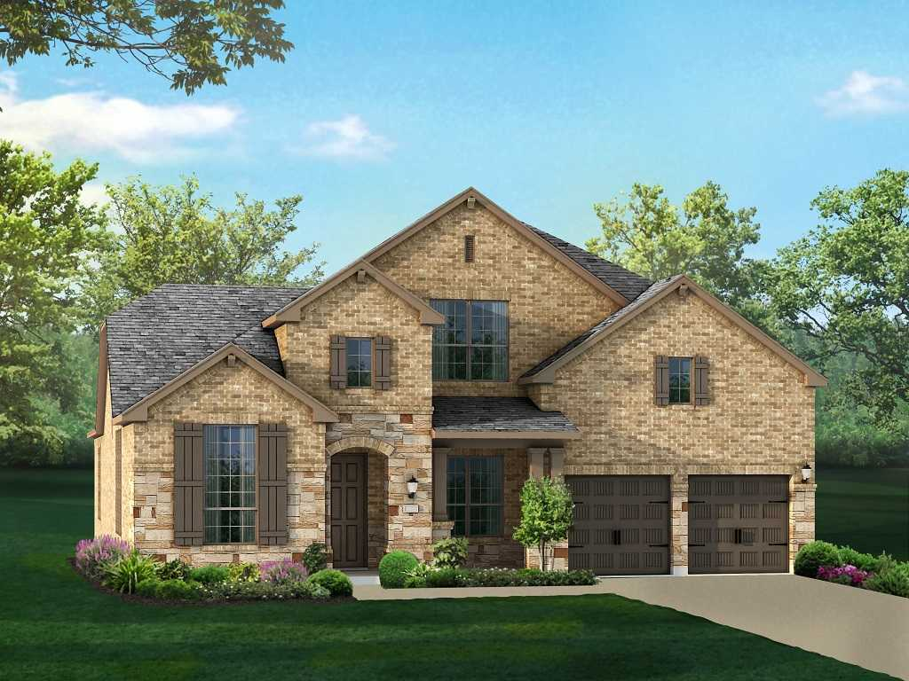 Single Family for Sale at Lakeside At Tessera On Lake Travis 80s - Plan 246 8012 Turning Leaf Circle Lago Vista, Texas 78645 United States