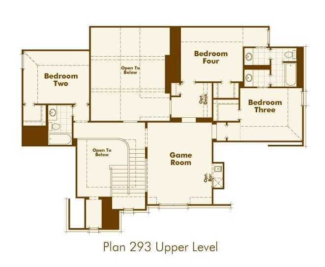 Highland Homes Hollyhock Plan 293 1329418 Frisco Tx New Home For Sale Homegain