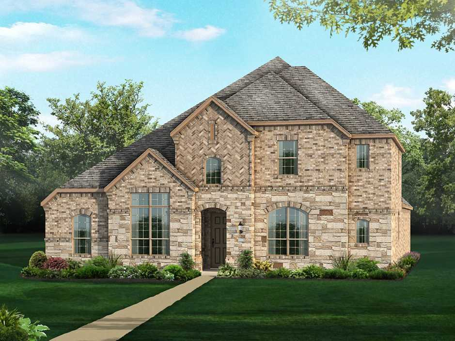 Single Family for Sale at Liberty - Plan 794 2709 Independence Drive Melissa, Texas 75454 United States