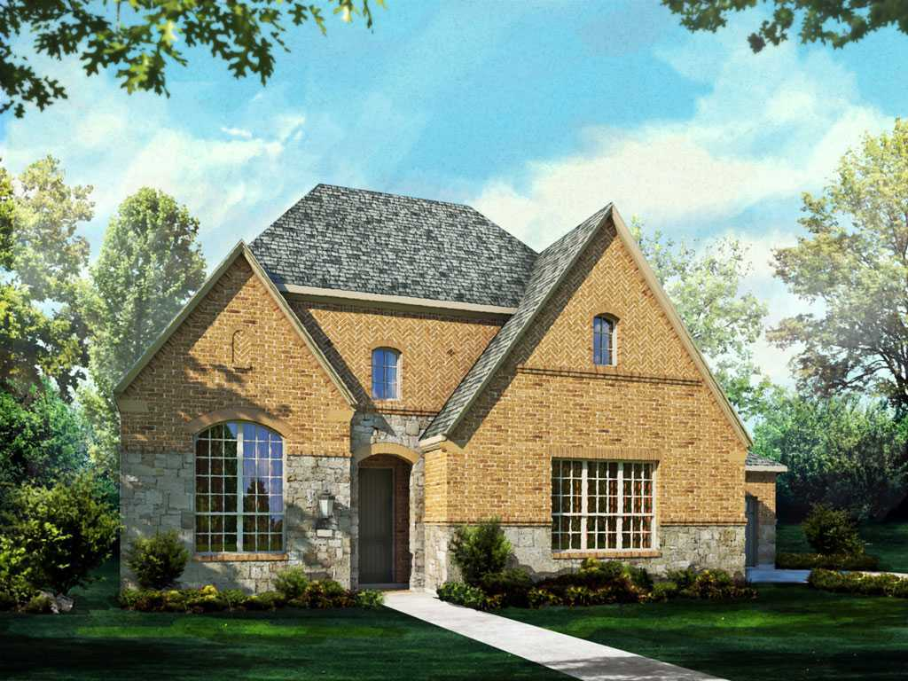 highland homes whitley place plan 613 1329603 prosper tx new home for sale homegain